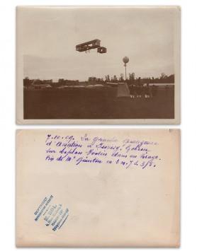 Gobron sur Voisin (1909)