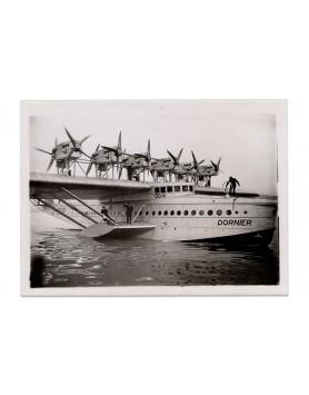 The Dornier Do-X at Bordeaux