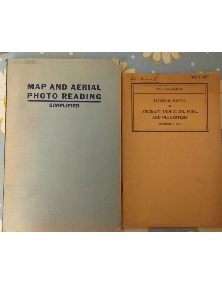 Technical Manuals USAAF WWII (2)