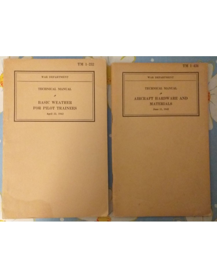 Technical Manuals USAAF WWII (3)